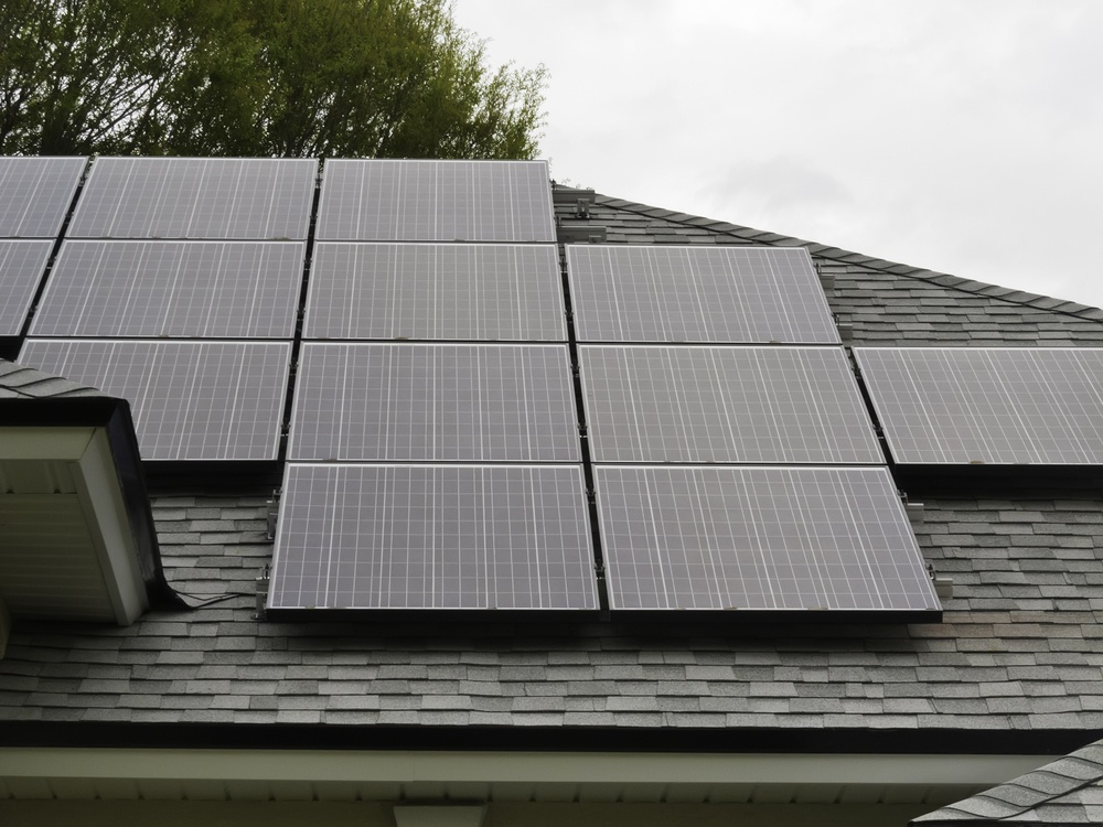 how do you maintain solar panels