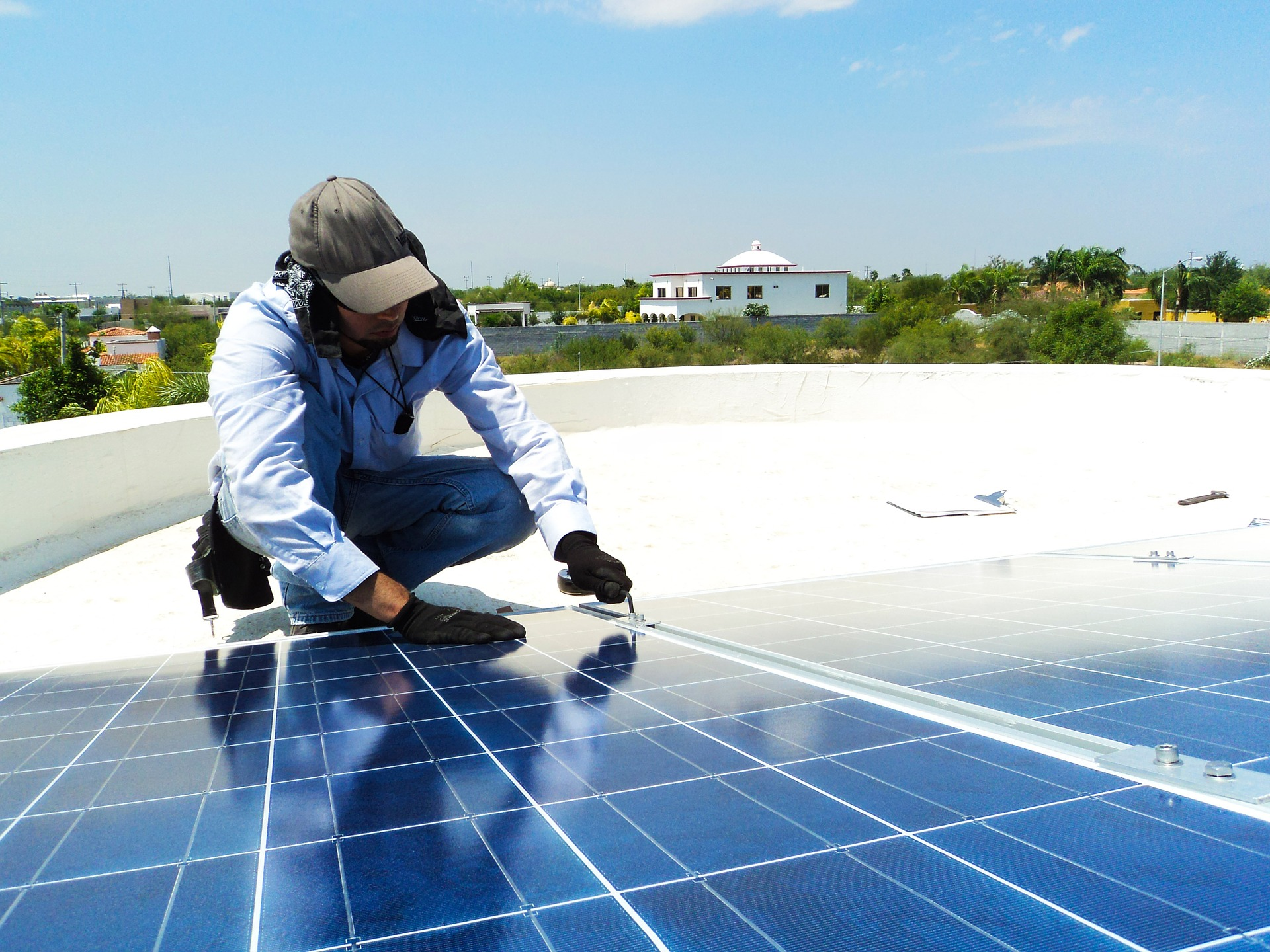 solar panel cleaning companies